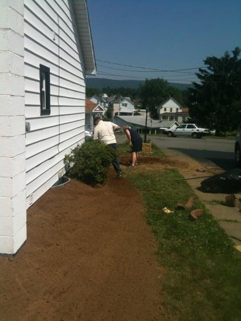 Grading your Yard